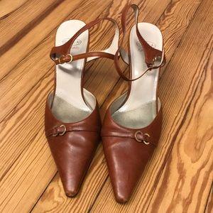 Circa Joan and David Brown heels